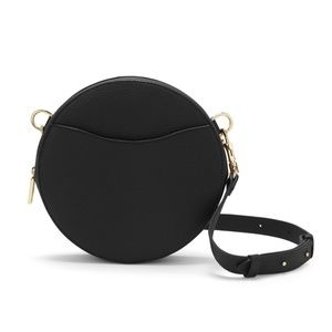 Cuyana mini circle belt bag (XS/S strap)